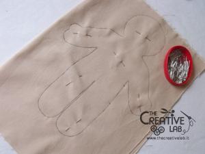 tutorial come fare pigotta corpo bambola stoffa pezza 03