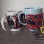 Idea regalo: come fare un copri tazza o cozy mug fai da te