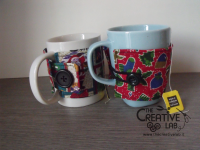 tutorial come fare copri tazza cozy mug natale 25