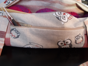 tutorial come fare borsa portalavoro gomitoli lana ferri 02