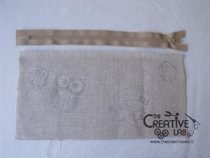tutorial come fare borsa portalavoro gomitoli lana ferri 06