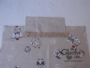 tutorial come fare borsa portalavoro gomitoli lana ferri 09