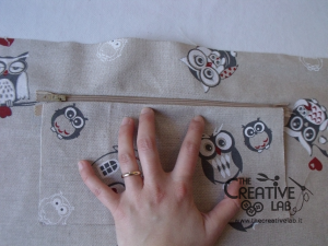 tutorial come fare borsa portalavoro gomitoli lana ferri 11