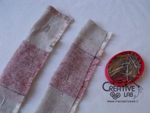 tutorial come fare borsa portalavoro gomitoli lana ferri 14