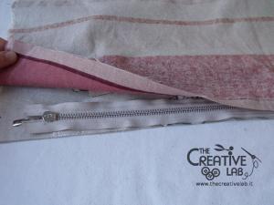 tutorial come fare borsa portalavoro gomitoli lana ferri 20