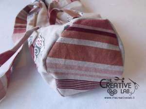 tutorial come fare borsa portalavoro gomitoli lana ferri 25