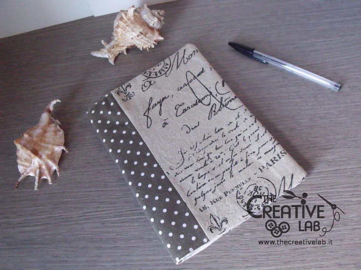 Top Tutorial: copertina di stoffa per quaderno e agenda – The creative lab LJ52