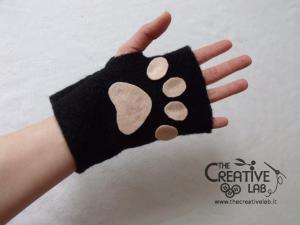 tutorial come fare guanti gatto fai da te neko kawaii 08
