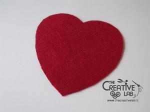 tutorial come fare portatovagliolo san valentino fai da te cuore 01
