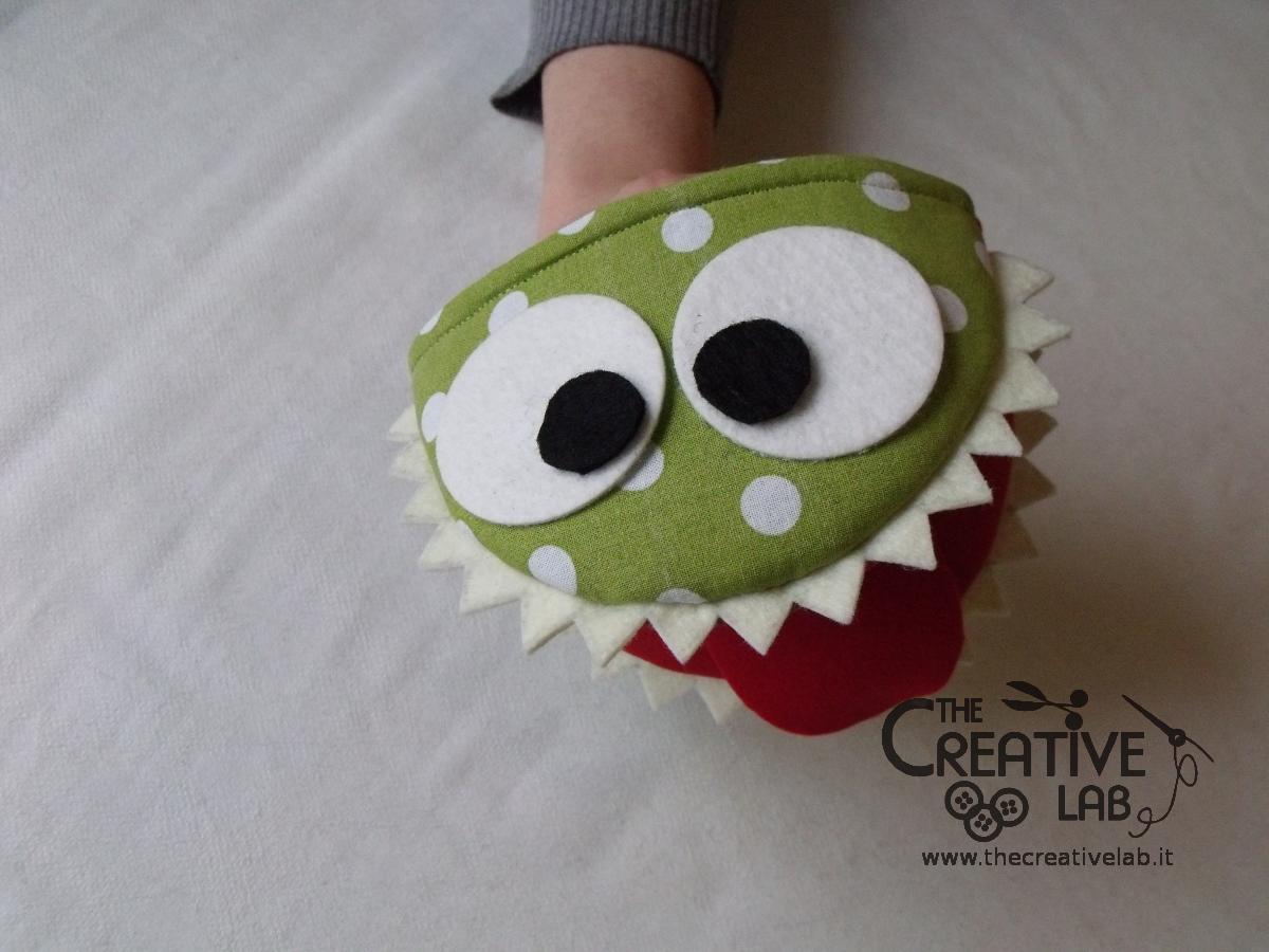 Tutorial: come fare una presina mostruosa fai da te u2013 the creative lab