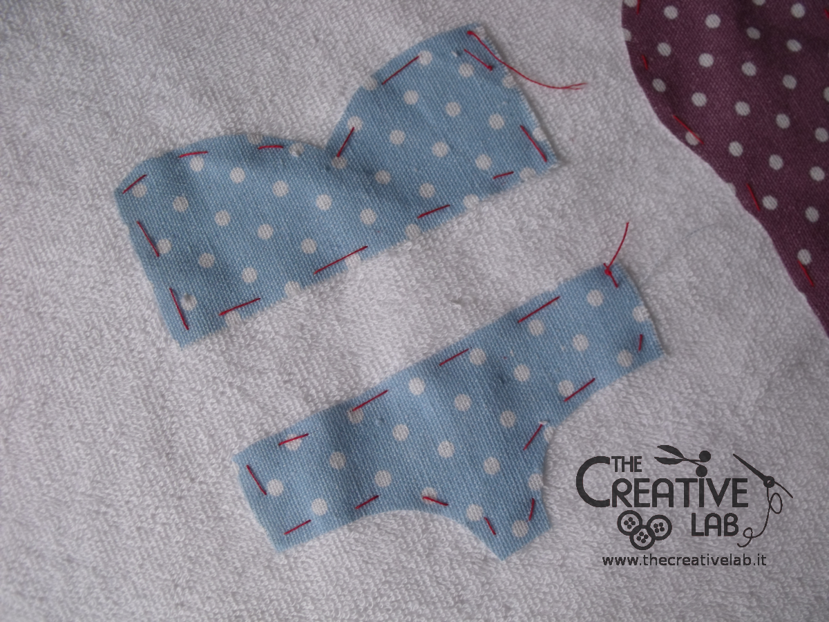 Tutorial pochette impermeabile fai da te the creative lab for Impermeabile per cani fai da te