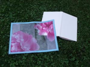 tutorial copertina cover libro quaderno impermeabile fai da te 11