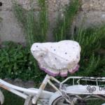 Tutorial: coprisella per bici fai da te
