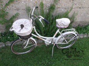 tutorial coprisella bici fai da te 13