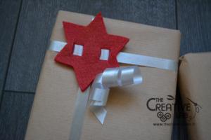 chiudipacco natalizi fai da te tutorial diy 27