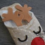 Tutorial: pantofole renna fai da te
