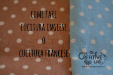 come fare cucitura inglese francese tutorial 07
