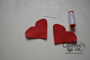 tutorial segnalibro pannolenci cuore san valentino 01