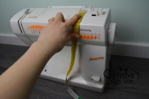 tutorial copri macchina da cucire fai da te 04