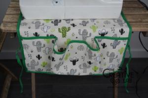 tutorial copri macchina da cucire fai da te 18