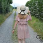 Tutorial come fare un abito spalle scoperte fai da te