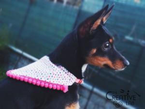 tutorial bandana per cani