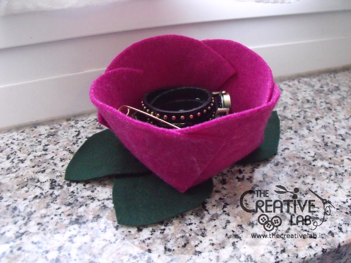 Rose Fai Da Te how to make a diy felt jewelry case – tutorial – the