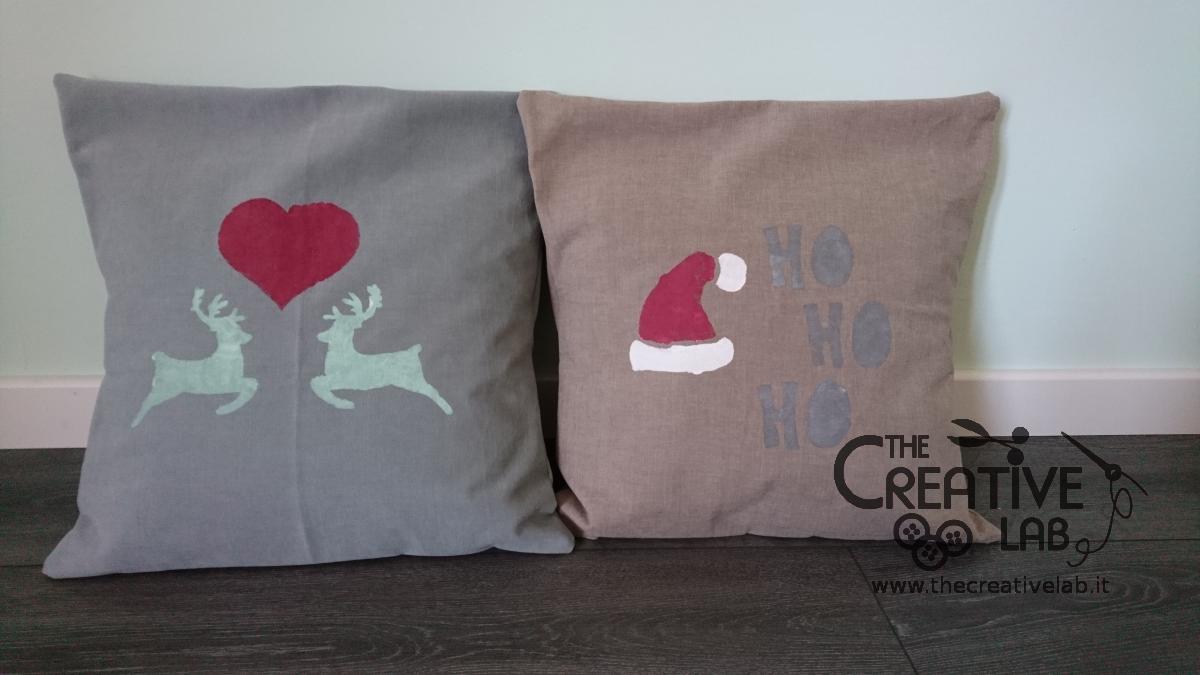 Cucire Cuscino Senza Cerniera tutorial: come fare dei cuscini natalizi fai da te